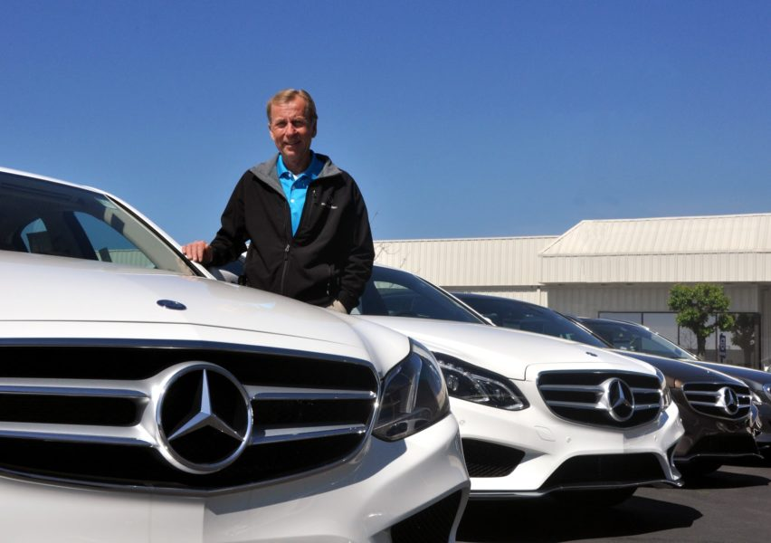 Lease Tag and Mercedes Benz of Santa Rosa customer story