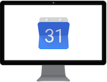 Google Calendar - Kintone add-on
