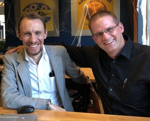 Kintone Customer Story - Calabash - John+and+Matt