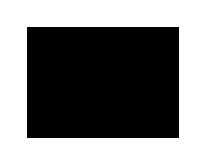 Kintone Logo Symbol - Black